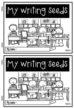 Writing Ideas K-2