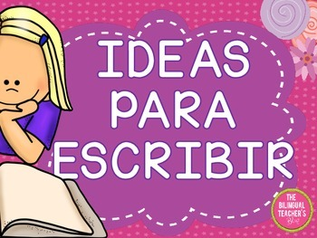 Writing Ideas in Spanish