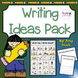 Writing Ideas poster pack