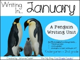 Writing In January...A Penguin Writing Unit
