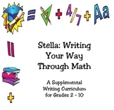 Writing In Math With Stella:  An Introduction and Practice