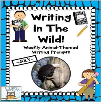 Summer Writing Prompts Animal Theme