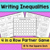 Writing Inequalities Game