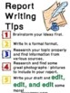Writing Information Reports Writing Reports Guide - Printables and Activities