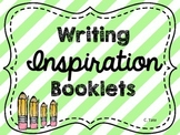 Writing Inspiration Booklets