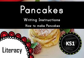Writing Instructions - Making Pancakes
