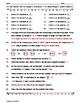 Writing Integers Worksheet II