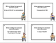 Writing Integers to Represent a Given Description-40 Math Task Cards -Kids