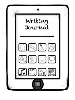 English Writing Interactive Journal