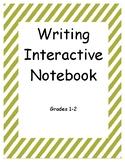 Writing Interactive Notebook