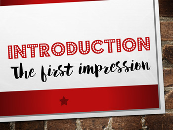 Writing Introductions: The First Impression - Minilesson for Writing Workshop