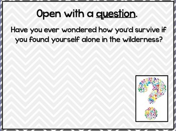 Writing Introductions Unit