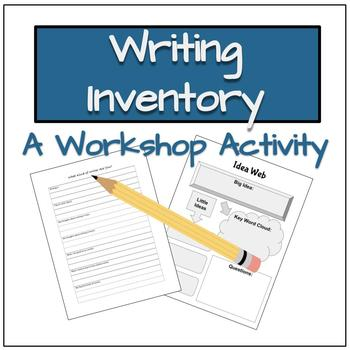 Writing Inventory