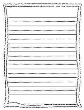 Interactive Notebook Writing Bundle