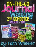 Writing Journal Bundle (2nd Semester)