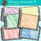 Writing Journal Clip Art {Back to School Supplies for ELA Resources} 3