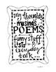 Writing Journal Craftivity Resource