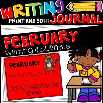 Writing Journal - February