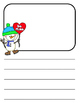 Writing Journals {February Break} {Valentine's Day}