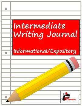 Writing Journal: Genre - Informational or Expository Writing