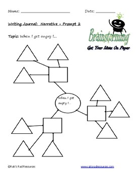 Writing Journal: Personal Narrative Writing