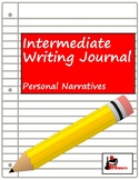 Writing Journal: Narrative Writing