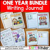 Writing Journal Bundle