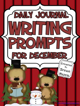 December: Writing Journal Ideas For Christmas And Winter