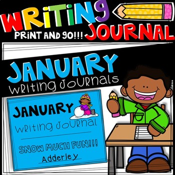 Writing Journal - January