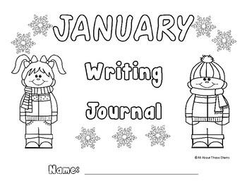 Writing Journal  January