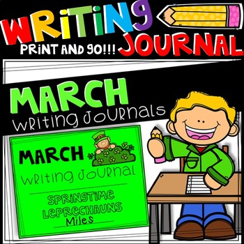 Writing Journal - March