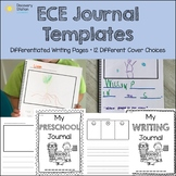 Writing Journal Templates and Covers