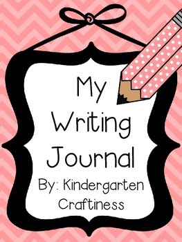 Writing Journal Pages for the Whole Year