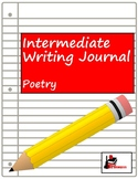 Writing Journal: Writing Poetry