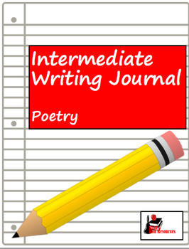 Writing Journal: Poetry Writing - Editable