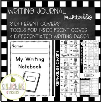 Writing Journal Printables