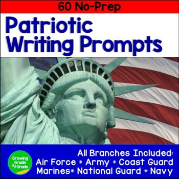 Patriotic Writing Prompts