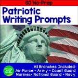 Patriotic Month of the Military Child Writing Activities