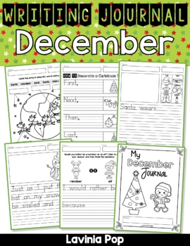 Writing Journal Prompts December