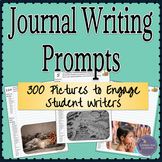 300 Google Drive Journal Writing Prompts for Middle School & High School