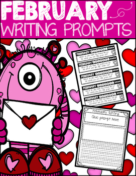 Writing Journal Prompts: February
