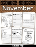 November Writing Journal Prompts