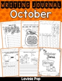 October Writing Journal Prompts