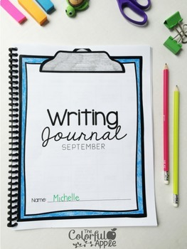 Writing Journal Prompts for Big Kids