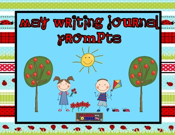 Writing Journal Prompts for May