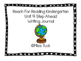 Writing Journal: Reach For Reading Kindergarten Unit 9: St