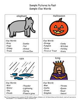 Writing Journal Template and Journal Topic Ideas for Kids with Autism