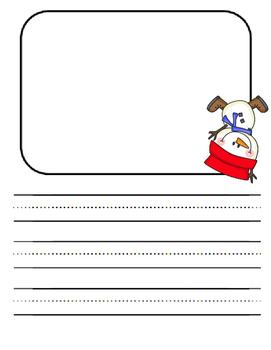 Writing Journal {Winter}
