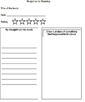 Writing Journal Worksheets
