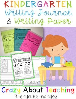 Writing Journal & Writing Paper